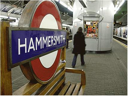 Man and Van Hammersmith
